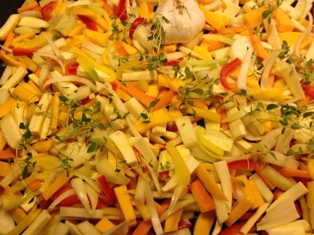 bild-grönsaker ånga