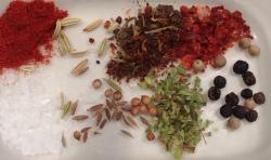 11 kryddorsblandning