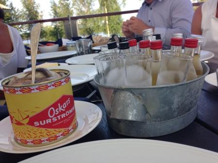 surströmming o snapps