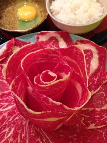 sukiyaki entrecote