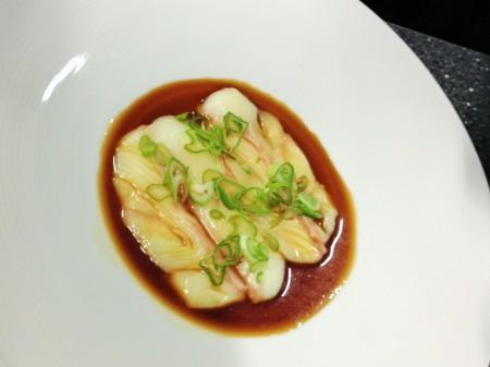 sashimi rund