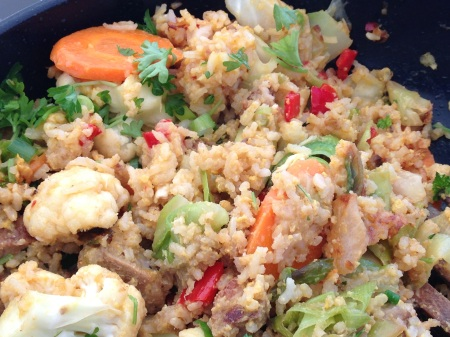 Expo Norr Fried Rice