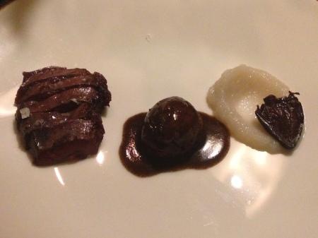 Blåhammaren sep 2014_11 ripbröst, ripköttbulle och riphjärta majrovepure
