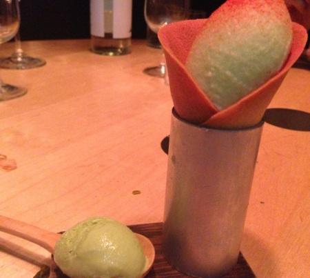shibumi äpple ingefära glass