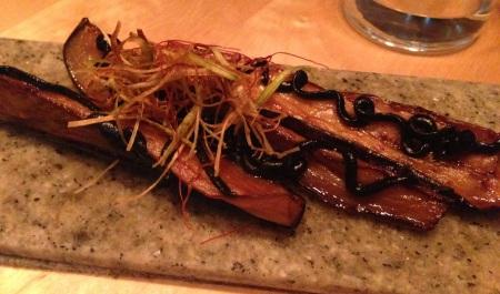 shibumi dashimarinerad bakad aubergin med miso