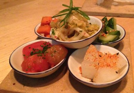 shibumi fermenterade grönsaker