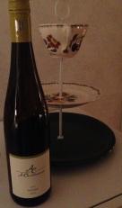 vitt vin till rökt fisk och hjortron