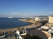 Från Portixhol med utsikt mot Palma
