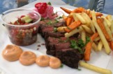 Steak Picanha hos Vinbaren